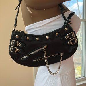 Botelli black small shoulder bag